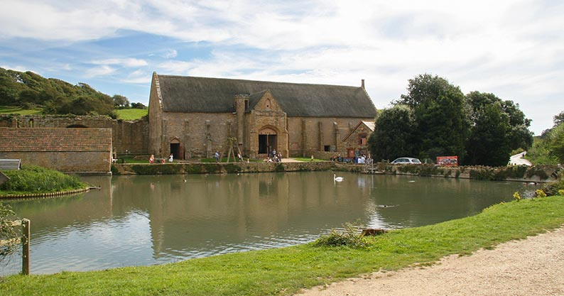Abbotsbury Children's Farm Tithe Barn