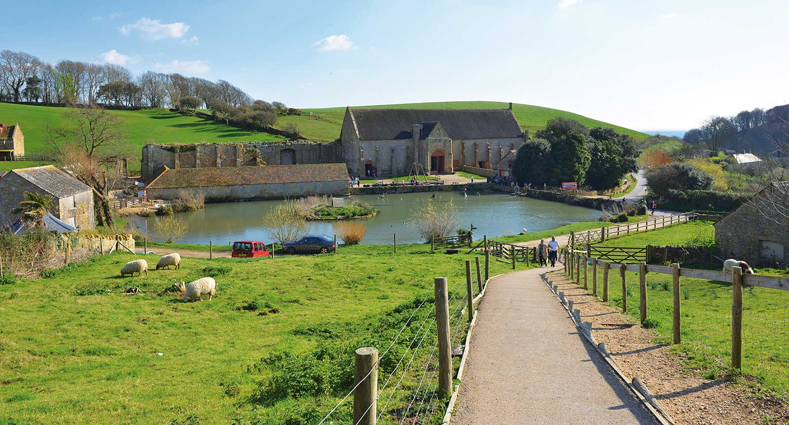 Abbotsbury Children's Farm prices and opening times