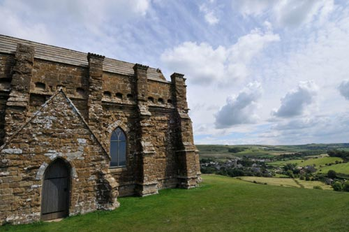St Catherine's Chapel in Abbotsbury