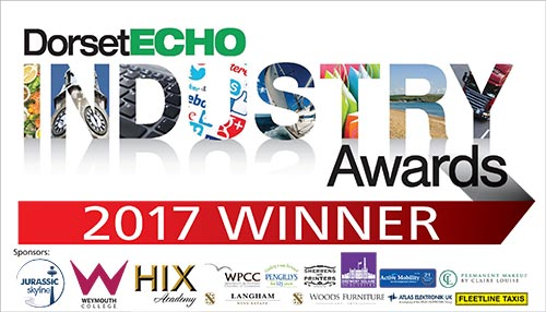 Abbotsbury Tourism has won the award for the Best Contribution to Local Tourism in the Dorset Echo Industry Awards 2017
