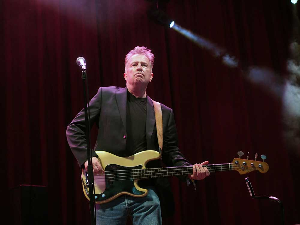 Tom Robinson at Show of Hands, Abbotsbury
