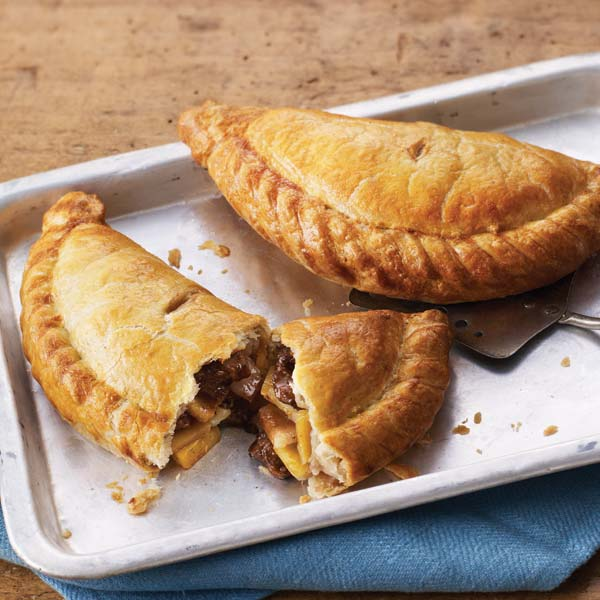 Proper Cornish Pasties