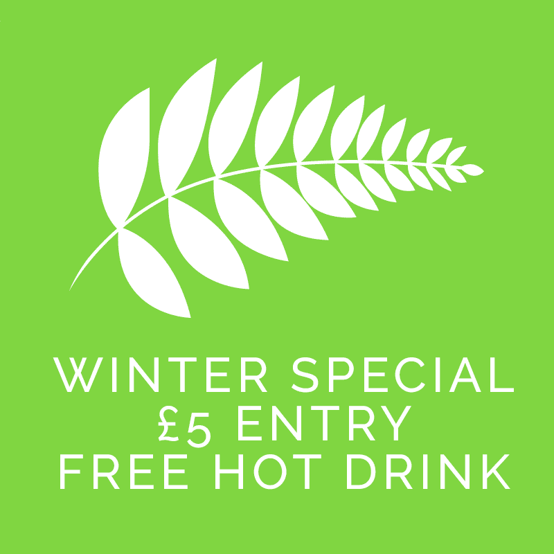 Abbotsbury Gardens Winter Special offer