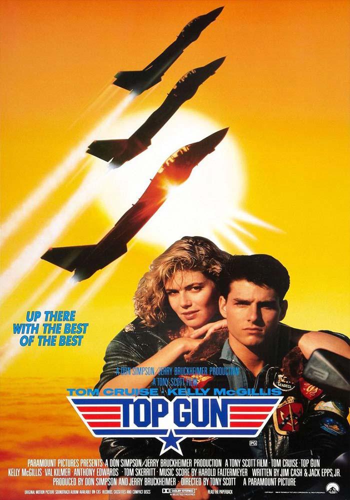 Top Gun film poster