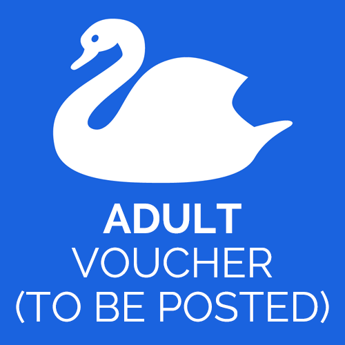 Abbotsbury Swannery adult ticket voucher
