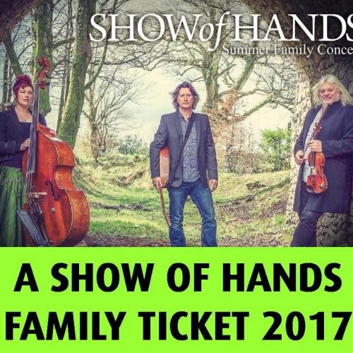 Family ticket 2017