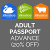 Advance Adult Passport Ticket