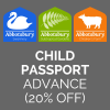 Advance Child Passport Ticket