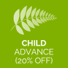 Child advance ticket for Abbotsbury Subtropical Gardens