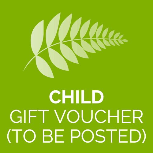 Abbotsbury Subtropical Gardens child ticket voucher