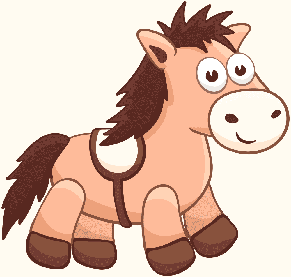 Abbotsbury Children's Farm horse logo