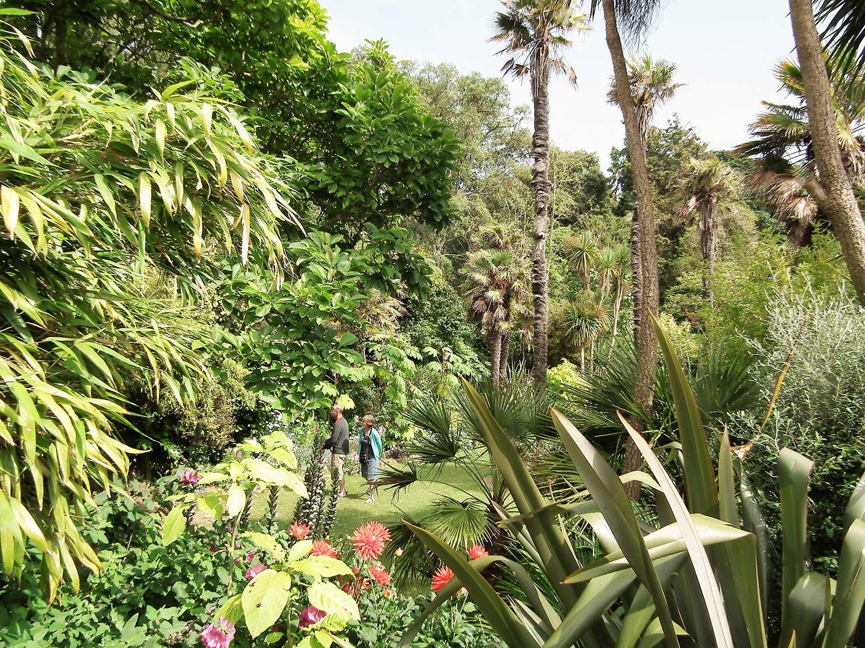 Victorian-garden