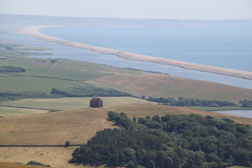 Eventide running races through Abbotsbury