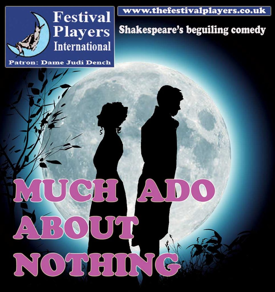The Festival Players International present Shakepeare's Much Ado About Nothing at Abbotsbury Subtropical Gardens