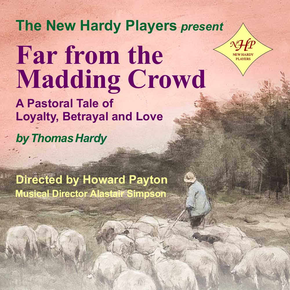 Far From the Madding Crowd by the New Hardy Players at Abbotsbury Subtropical Gardens