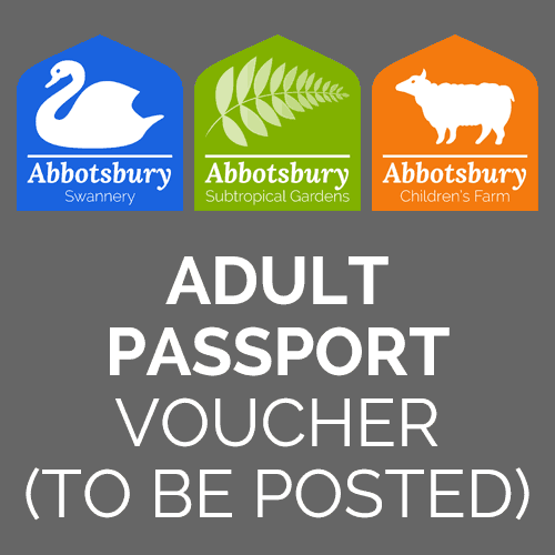 Passport Ticket - Adult voucher
