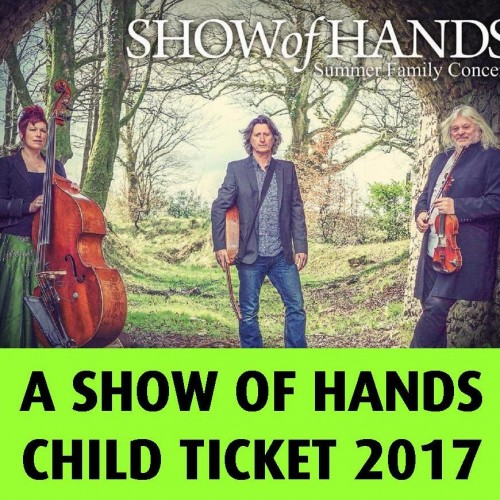 Child ticket 2017