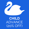 Child advance ticket for Abbotsbury Swannery