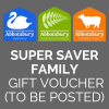 Super Saver Family Passport Ticket for Abbotsbury attractions